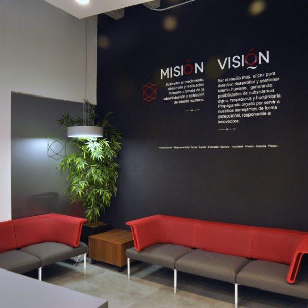 Remodelacion de oficinas corporativas dise o de oficinas for Diseno de oficinas corporativas